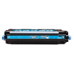 Q6471AG (HP 502A) Government Smart Toner Cartridge, 4,000 Page-Yield, Cyan