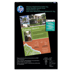 HP Inkjet Presentation Paper, 98 Brightness, 32lb, 11 x 17, White, 150 Sheets/Pack