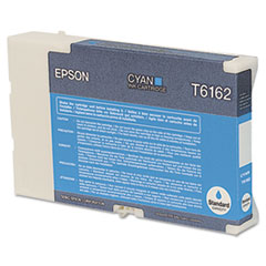 Epson T616200 Ink, 3,500 Page-Yield, Cyan