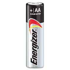 Energizer MAX Alkaline Batteries, AA, 12 Batteries/Pack