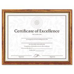 DAX N17981MT DAX Two-Tone Document/Diploma Frame DAXN17981MT