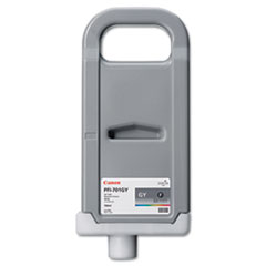 Canon 0909B001 (PFI-701) Ink Tank, 700 mL, Gray