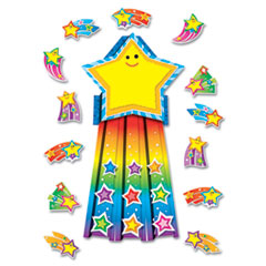 Carson-Dellosa Publishing Shooting Star 3-D Bulletin Board Set