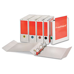 Cardinal EasyOpen FreeStand Binder With Locking Slant-D Rings, 3
