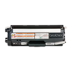 Brother TN310BK (TN-310BK) Toner, 2,500 Page-Yield, Black