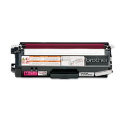 Brother TN310M (TN-310M) Toner, 1,500 Page-Yield, Magenta