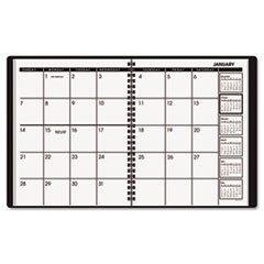 AT-A-GLANCE Monthly Planner, 6-7/8 x 8-3/4, Assorted Colors, 2013