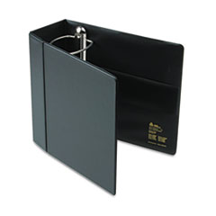Avery Heavy-Duty Vinyl EZD Reference Binder With Label Holder, 5