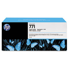CE043A (HP 771) Ink Cartridge, 775 mL, Photo Black