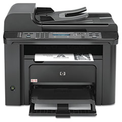 HP LaserJet Pro M1536dnf Multifunction Laser Printer, Copy/Fax/Print/Scan