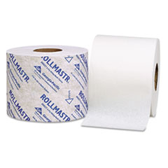 Rollmastr Two-Ply Facial Quality Bathroom Tissue, 770 Sheets Roll, 48 Rolls/Ctn