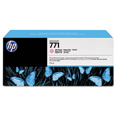 B6Y19A (HP 771) Ink Cartridge, 775 mL, Light Magenta