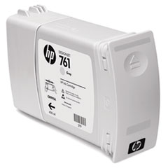 CM995A (HP 761) Ink Cartridge, 400 mL, Gray