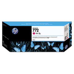 CR252A (HP 771) Ink Cartridge, 775 mL, Magenta, 3/Pk