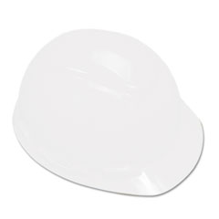 3M H-700 Series Hard Hat with 4-Point Ratchet Suspension, White