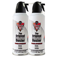 Dust-Off Special Application Duster, 2 10oz Cans/Pack
