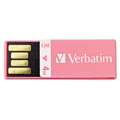 VER 97549 Verbatim Clip-it USB Flash Drive VER97549