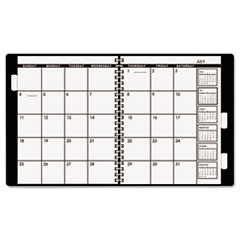 AT-A-GLANCE Three/Five-Year Monthly Planner Refill, 9 x 11, White, 2016