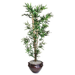 Nu-Dell Artificial Bamboo Tree, 6-ft. Overall Height