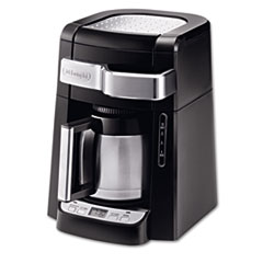 DLO DCF2210TTC DeLONGHI 10-Cup Frontal Access Coffee Maker DLODCF2210TTC