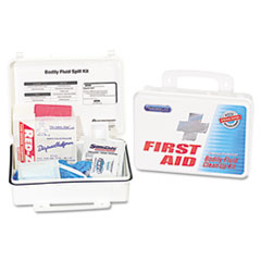 PhysiciansCare Emergency First Aid Bodily Fluid Spill Kit