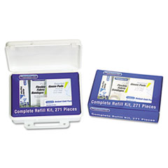 PhysiciansCare Complete Care First Aid Kit Refill, Contains 271 Pieces