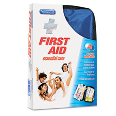 PhysiciansCare Soft-Sided First Aid Kit for up to 25 People, 195 Pieces/Kit