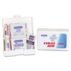 PhysiciansCare Personal First Aid Kit, 38 Pieces/Kit