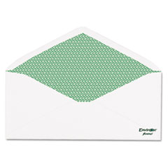 Ampad 100% Recycled Paper Security Envelope, #10, 20 lb., 500/Box