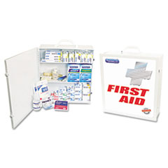 PhysiciansCare Industrial First Aid Kit for 100 People, 694 Pieces/Kit