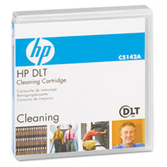 HP DLT Dry Process Cleaning Cartridge, 20 Uses
