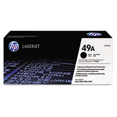 HP 49A, (Q5949AG) Black Original LaserJet Toner Cartridge for US Government