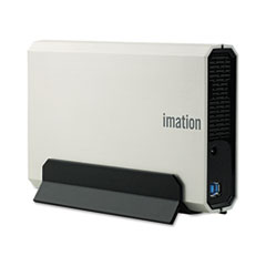 imation Apollo Expert D300 External Hard Drive, 3.5 Inch, USB 3.0, 3TB