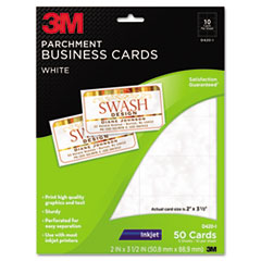 MMM D420I 3M Specialty Business Cards MMMD420I