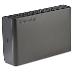 Verbatim Store N Save Desktop Hard Drive, USB 3.0, 2TB