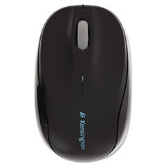 Kensington Pro Fit Wireless Mobile Mouse, Right, Black
