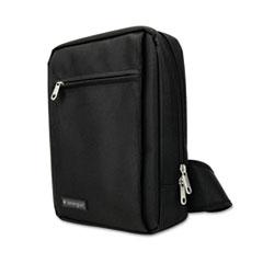 """Kensington® BAG SLING 9""""-10.2"""" BK Sling 10.2'' Tablet Bag, Fits 9"""" To 10.2"""" Tablets, Black"""
