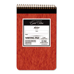 TOP 20007 Ampad® Gold Fibre® Retro Wirebound Writing Pads TOP20007