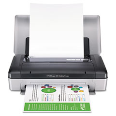 HP Officejet 100 Mobile Inkjet Printer, Bluetooth-Enabled