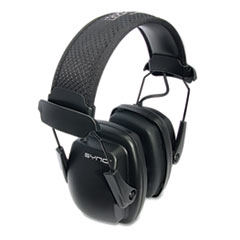 Howard Leight by Honeywell Sync Stereo Earmuff, 25 dB NRR