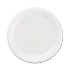 Boardwalk Non-Laminated Foam Dinnerware, Plates, 8 7/8