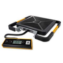 DYMO by Pelouze S400 Portable Digital USB Shipping Scale, 400 Lb.