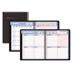 AT-A-GLANCE QuickNotes Recycled Special Edition Weekly/Monthly Appt. Book, 8 x 9 7/8, 2013