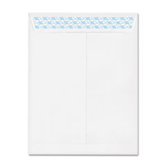 Safeseal White Catalog Envelope, Side Seam, 10 x 13, 100/Box