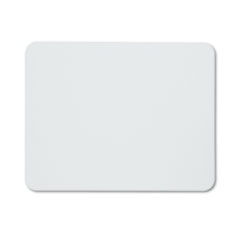 KrystalView Desk Pad, 24 x 19, Clear