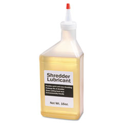 HSM of America Shredder Oil, 16-oz. Bottle