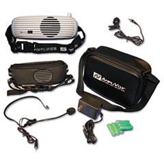 AmpliVox BeltBlaster PRO Personal Waistband Amplifier, 5 Watts, 1 1/2 lb.