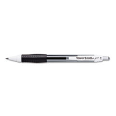 Paper Mate Roller Ball Retractable Gel Pen, Black Ink, Medium, Dozen