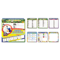 The Board Dudes SmartDudes Printing Book, Letters/Numbers/Shapes/Colors, Six Pages, Grade K +