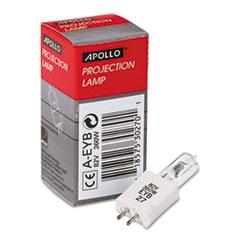 Apollo® LAMP PROJECTION 82 VOLT 360 WATT OVERHEAD PROJECTOR LAMP, 82 VOLT, 2-PIN, CERAMIC BASE